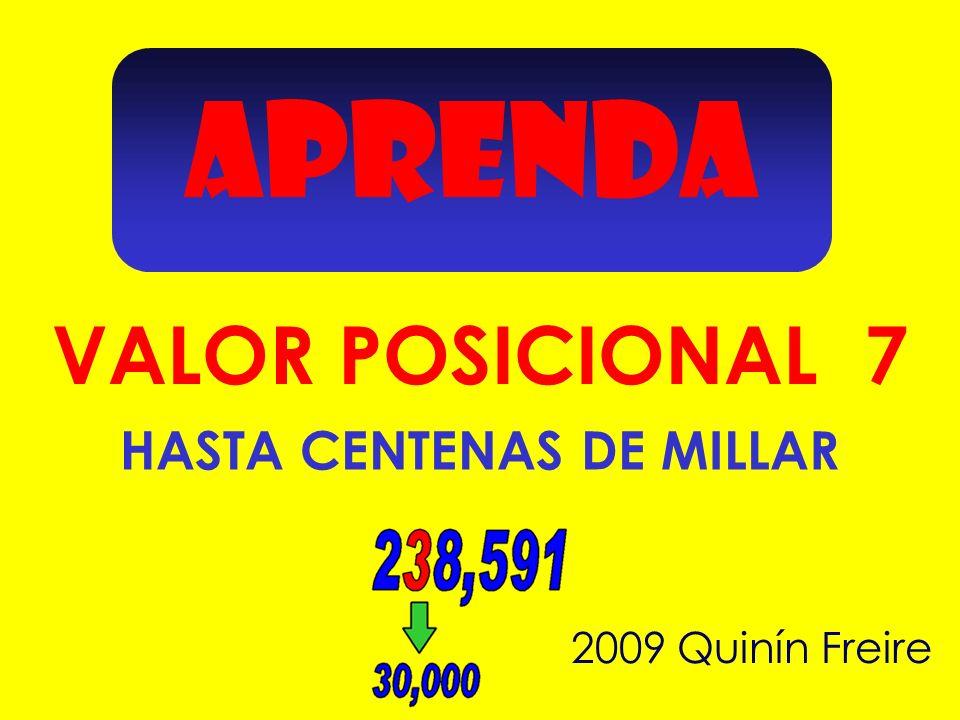 HASTA CENTENAS DE MILLAR