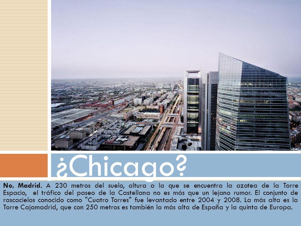 ¿Chicago