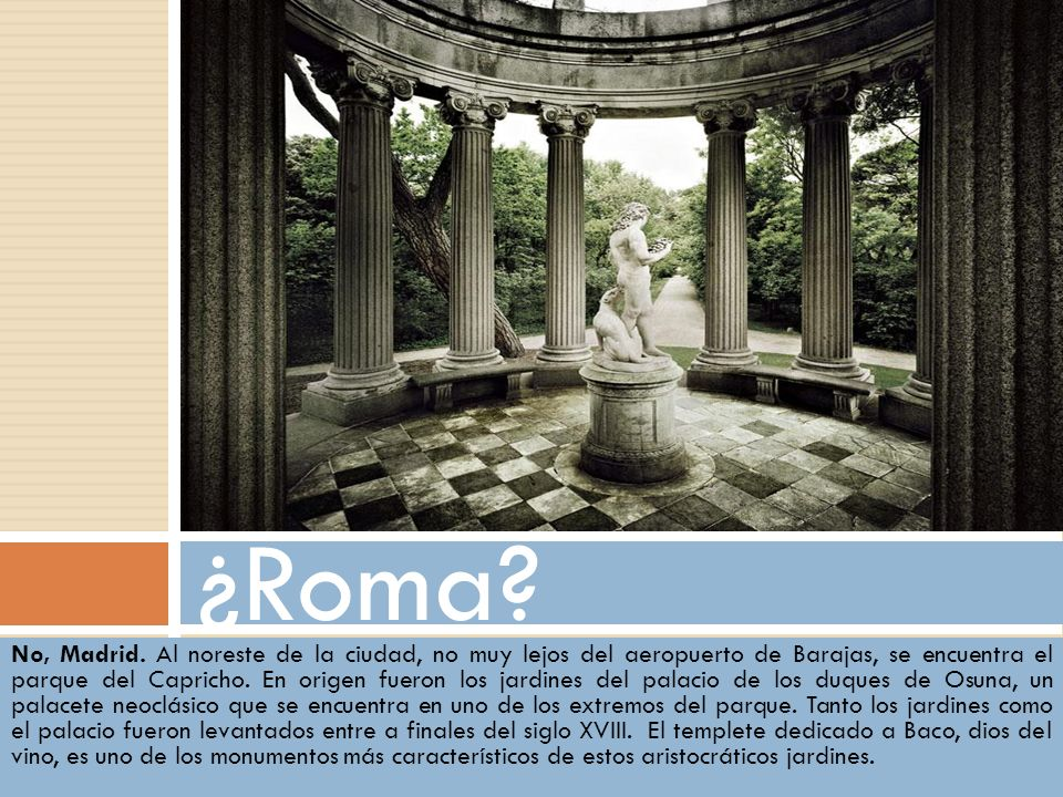 ¿Roma