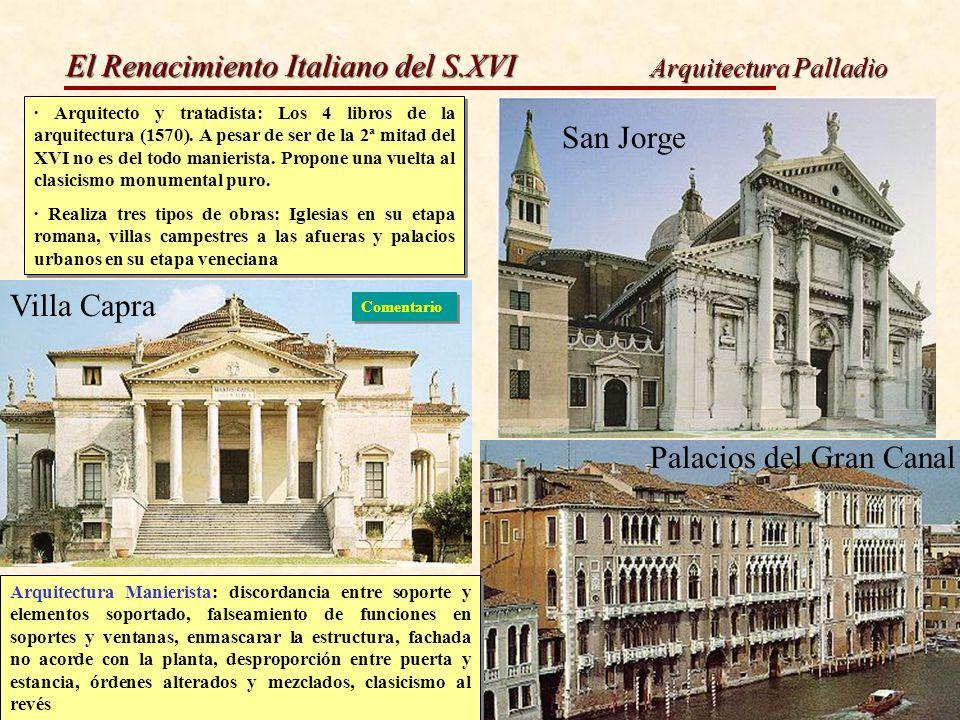 Arquitectura Palladio