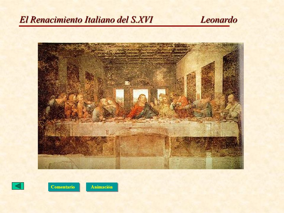 Leonardo Comentario Animación