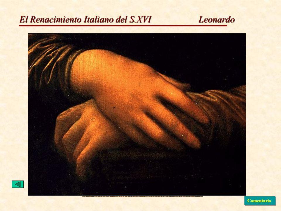 Leonardo Comentario
