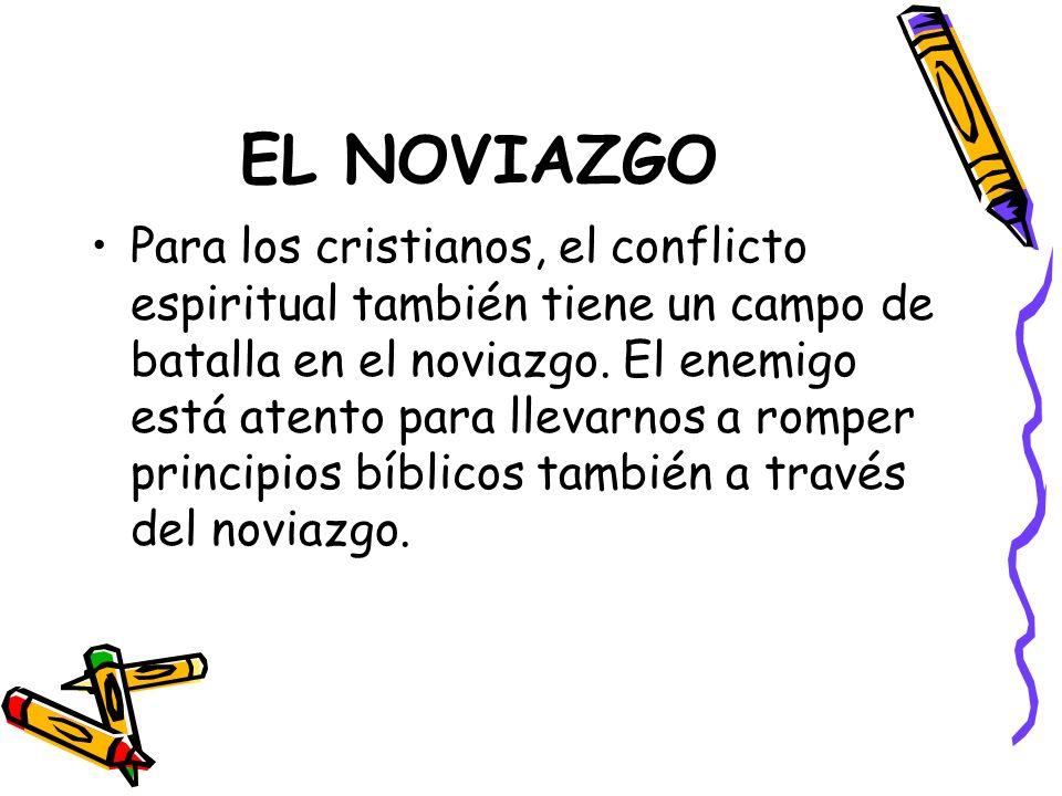 EL NOVIAZGO