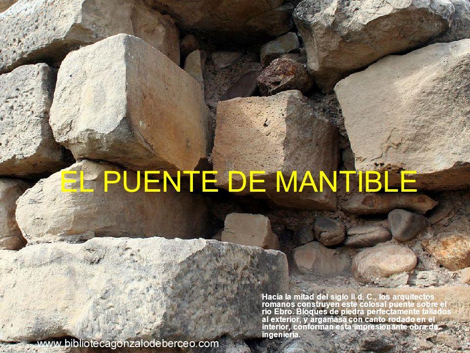 EL PUENTE DE MANTIBLE