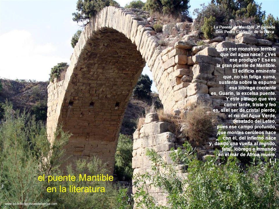 La Puente de Mantible ,2ª jornada Don Pedro Calderón de la Barca
