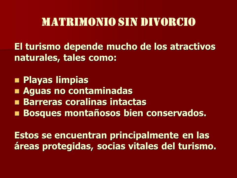 MATRIMONIO SIN DIVORCIO