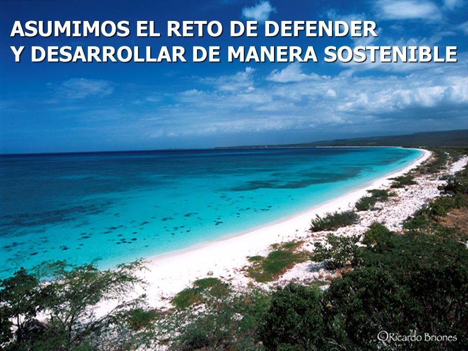 ASUMIMOS EL RETO DE DEFENDER