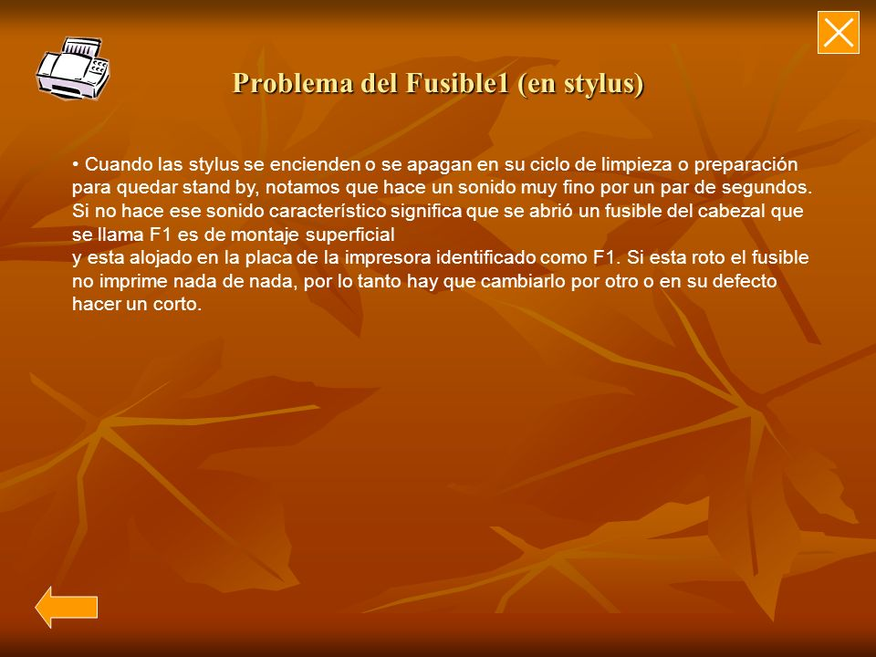 Problema del Fusible1 (en stylus)