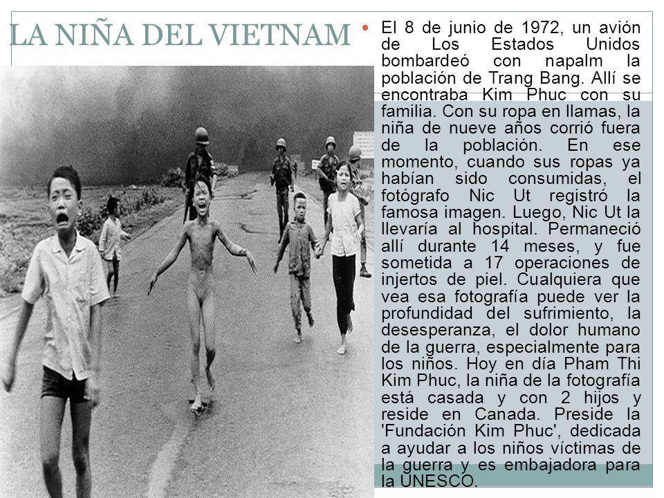 LA NIÑA DEL VIETNAM