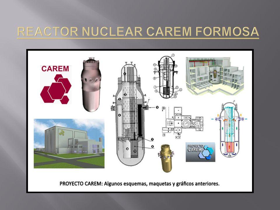 Reactor Nuclear Carem Formosa