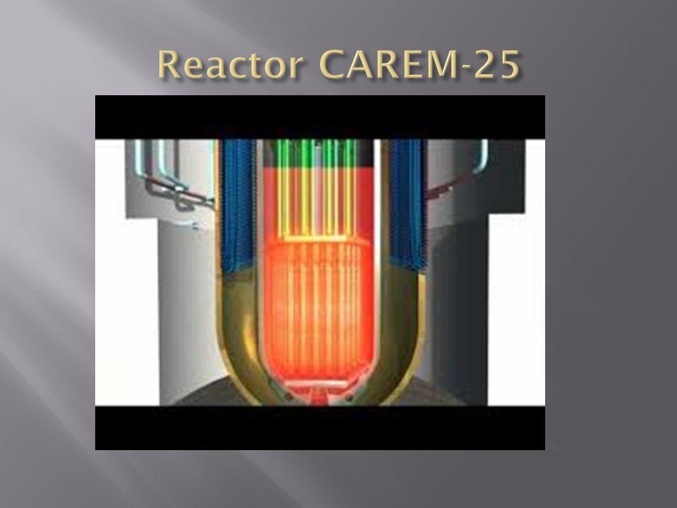 Reactor CAREM-25