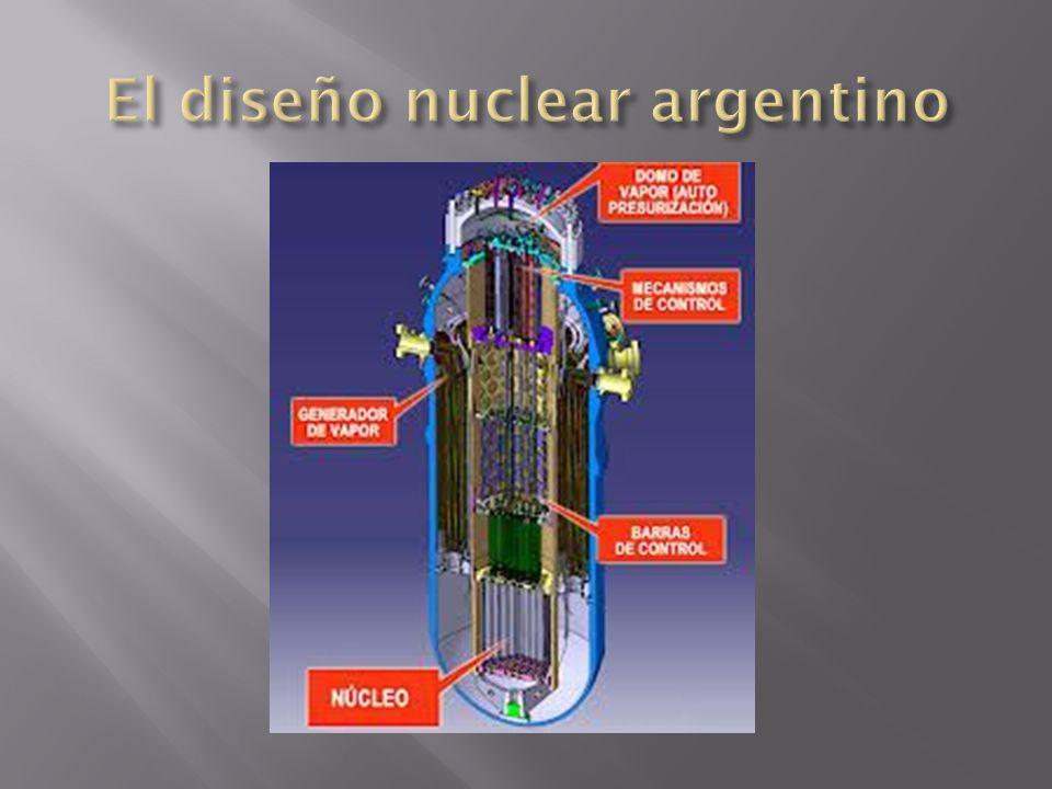 El diseño nuclear argentino