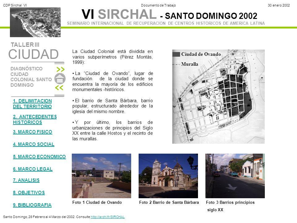 Ciudad de Ovando Muralla