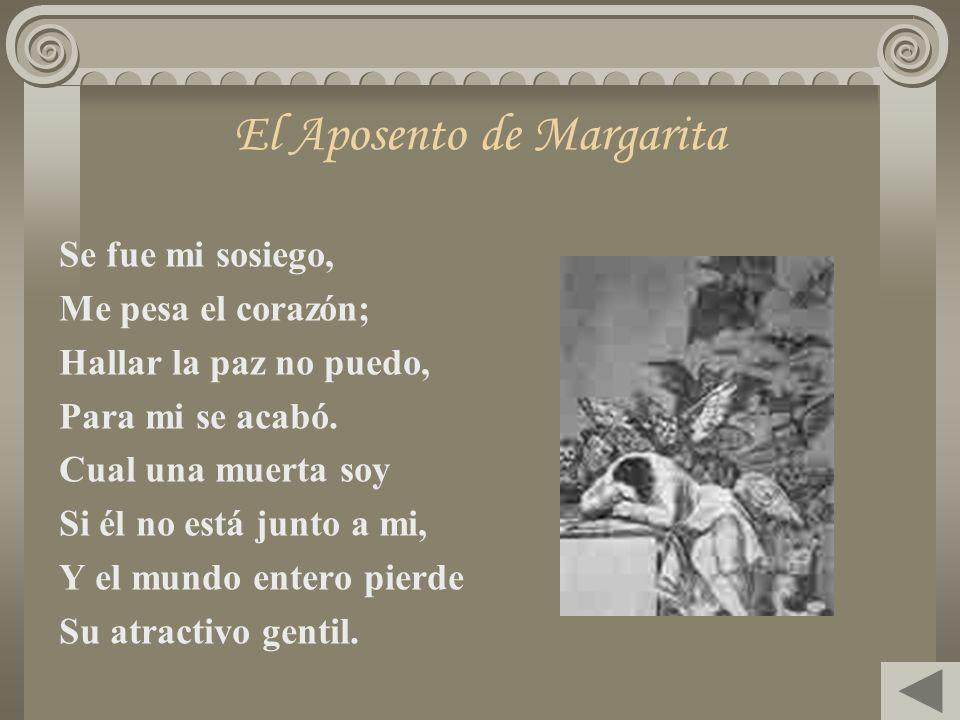 El Aposento de Margarita