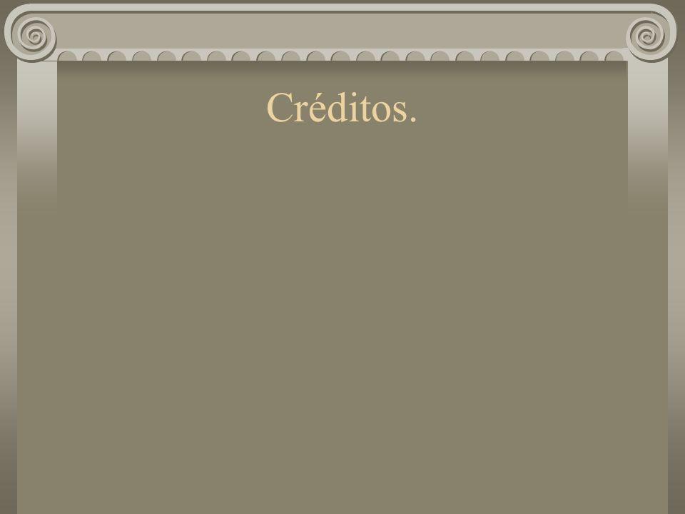 Créditos.