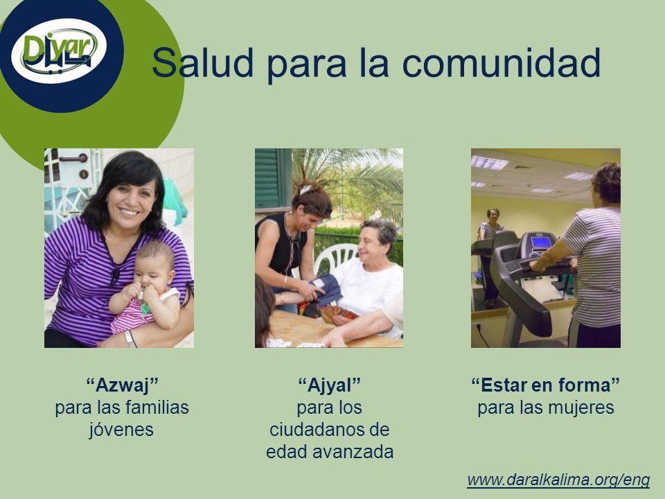 Salud para la comunidad