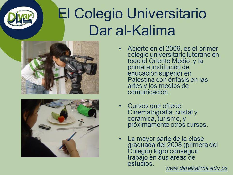 El Colegio Universitario Dar al-Kalima