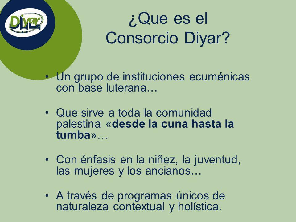 ¿Que es el Consorcio Diyar