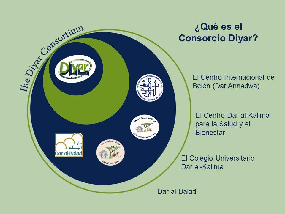 ¿Qué es el Consorcio Diyar