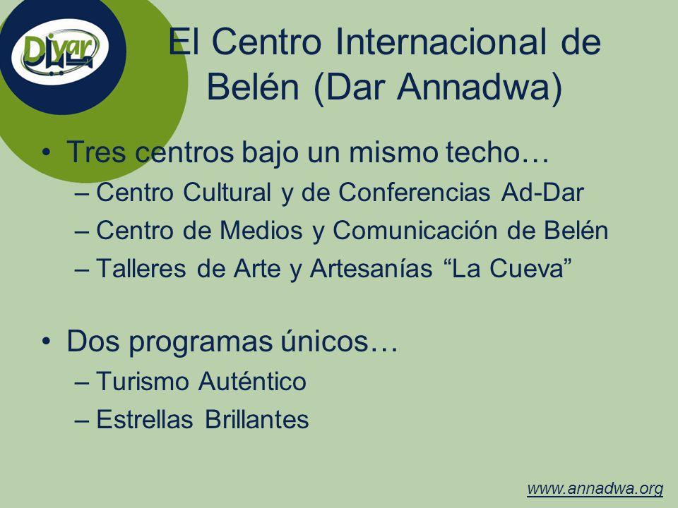 El Centro Internacional de Belén (Dar Annadwa)