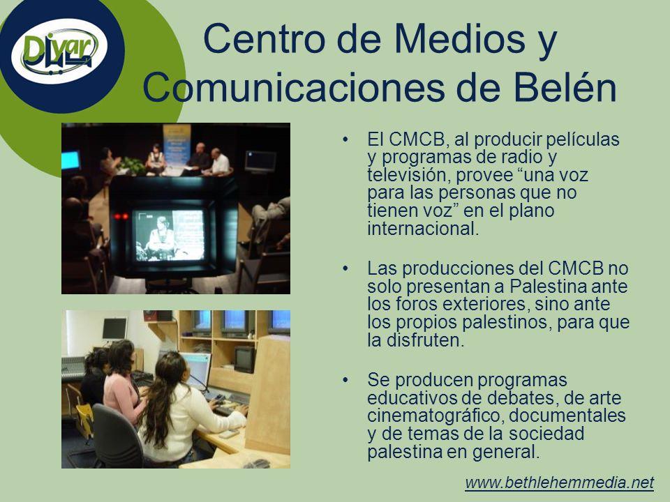 Centro de Medios y Comunicaciones de Belén