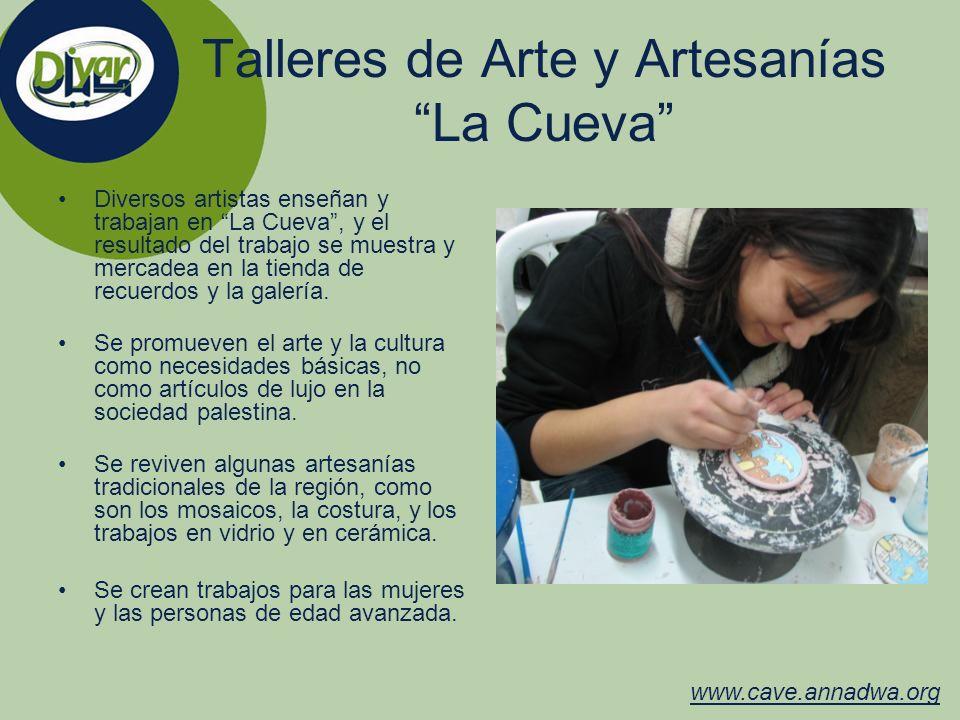 Talleres de Arte y Artesanías La Cueva