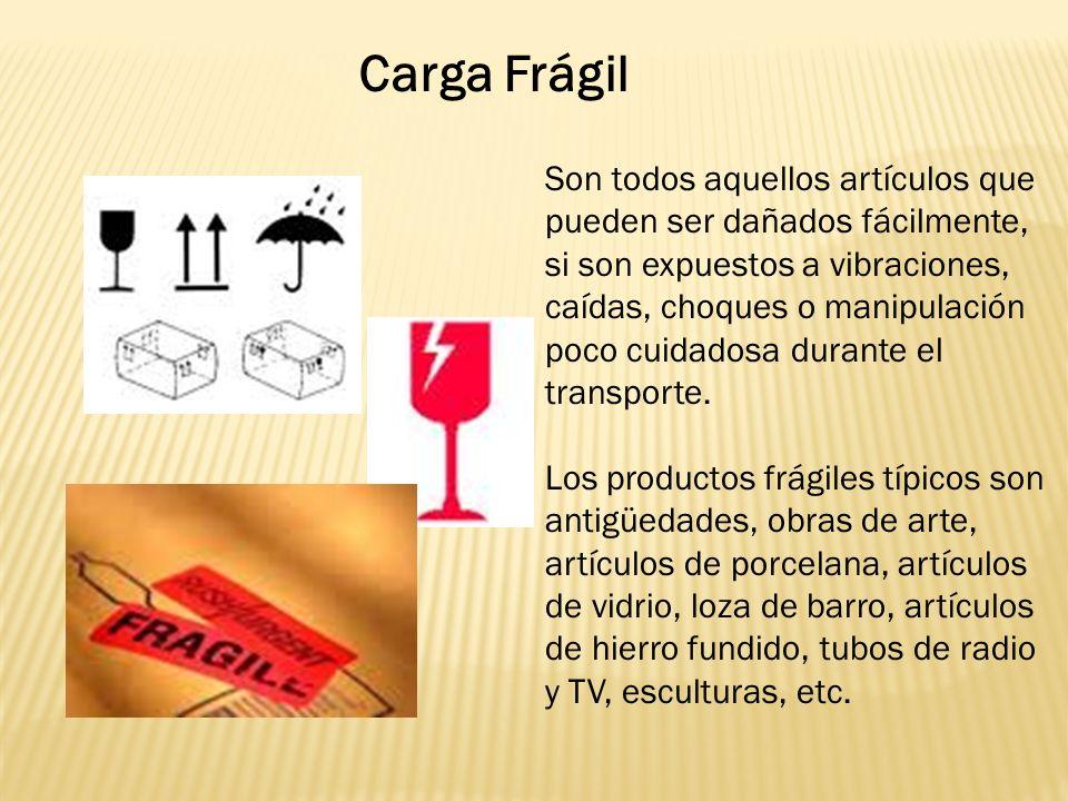 Carga Frágil