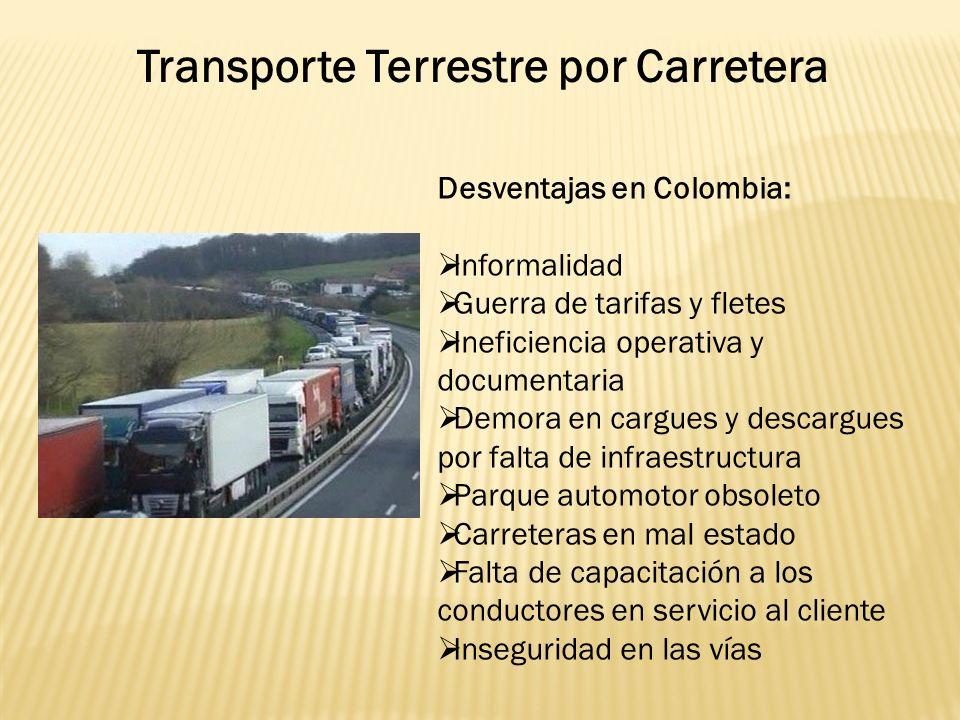 Transporte Terrestre por Carretera