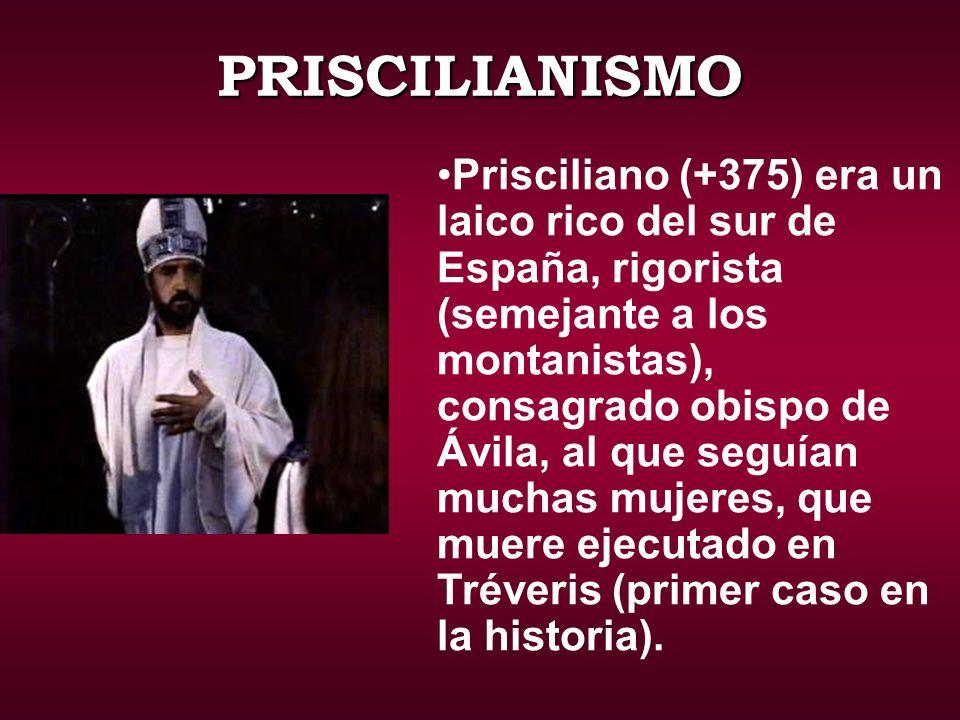 PRISCILIANISMO