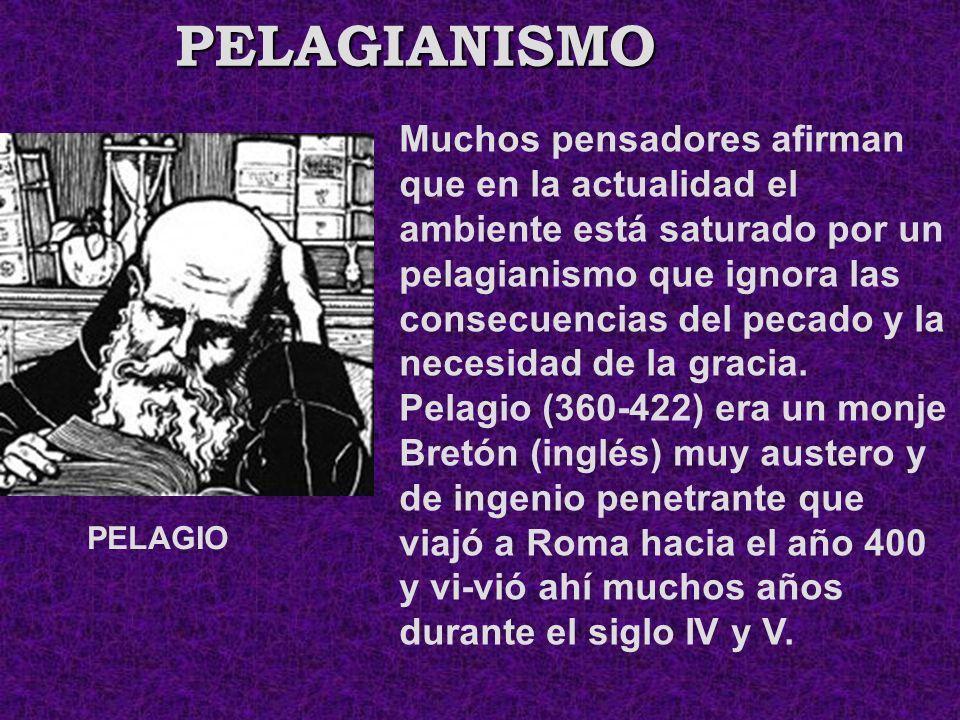 PELAGIANISMO