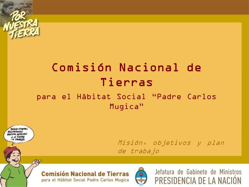 Comisión Nacional de Tierras