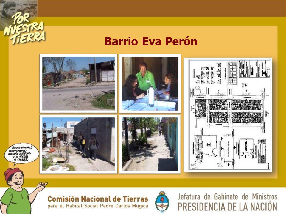 Barrio Eva Perón