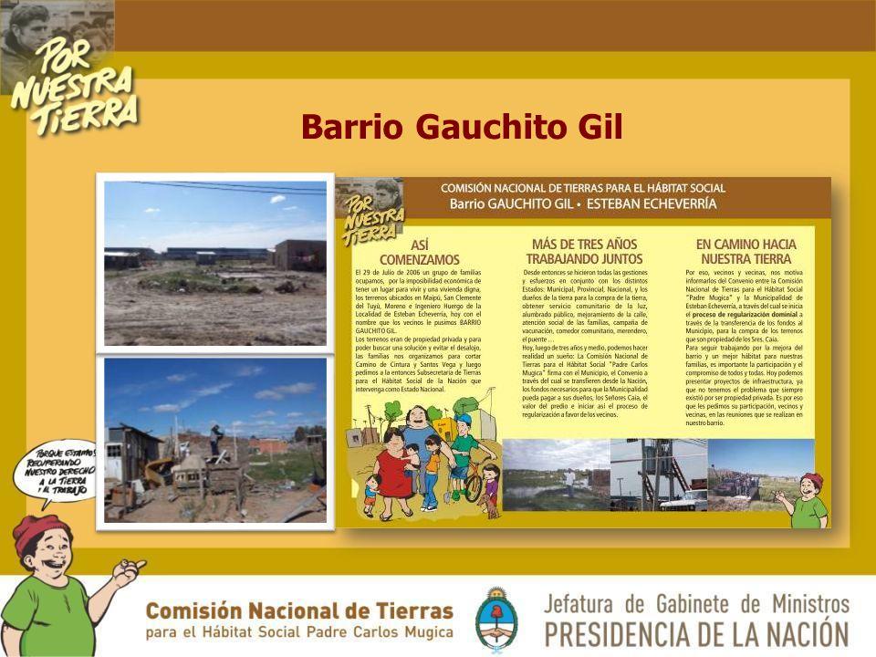 Barrio Gauchito Gil