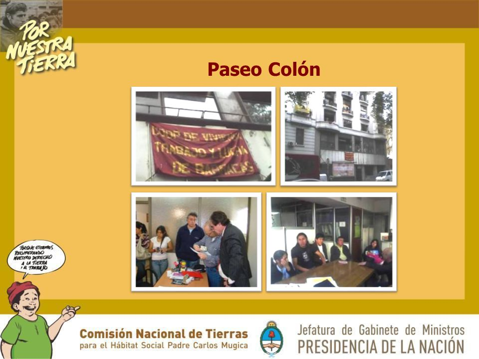 Paseo Colón
