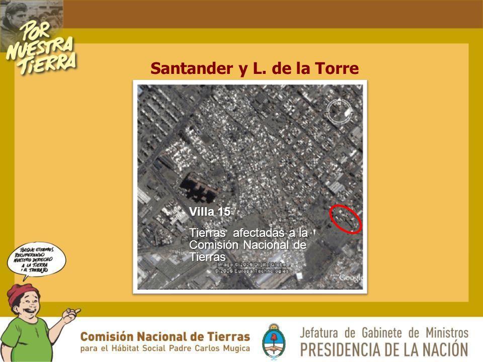 Santander y L. de la Torre