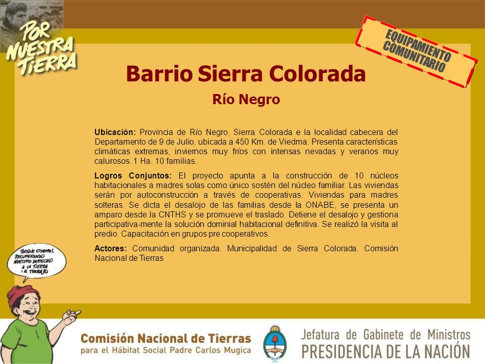 Barrio Sierra Colorada
