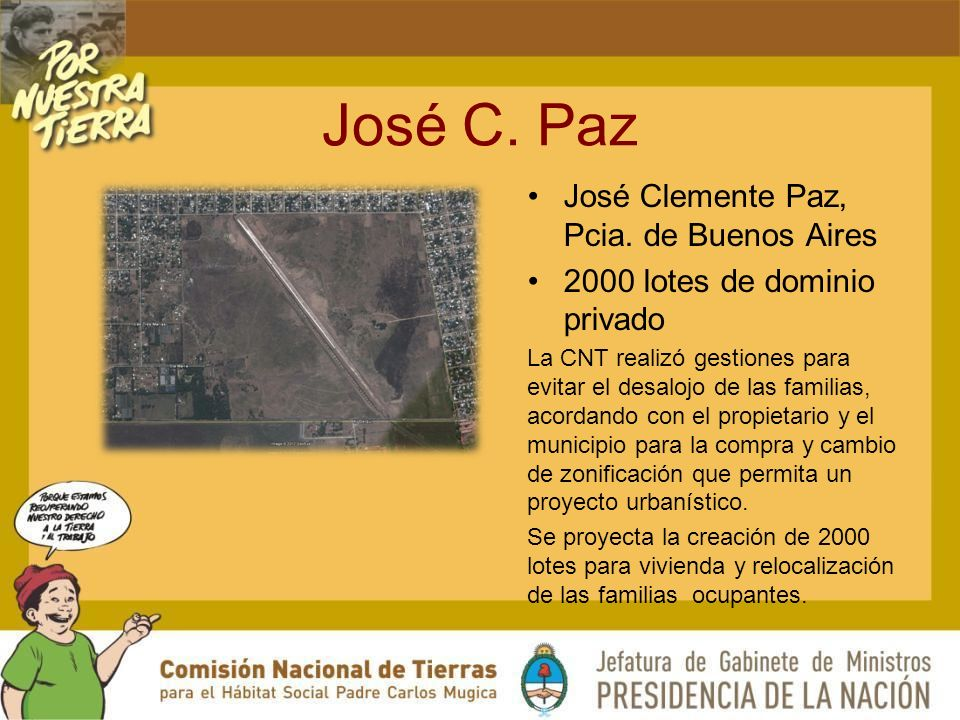 José C. Paz José Clemente Paz, Pcia. de Buenos Aires