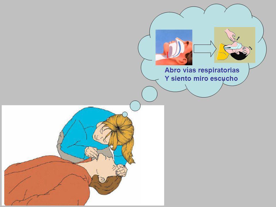Abro vías respiratorias