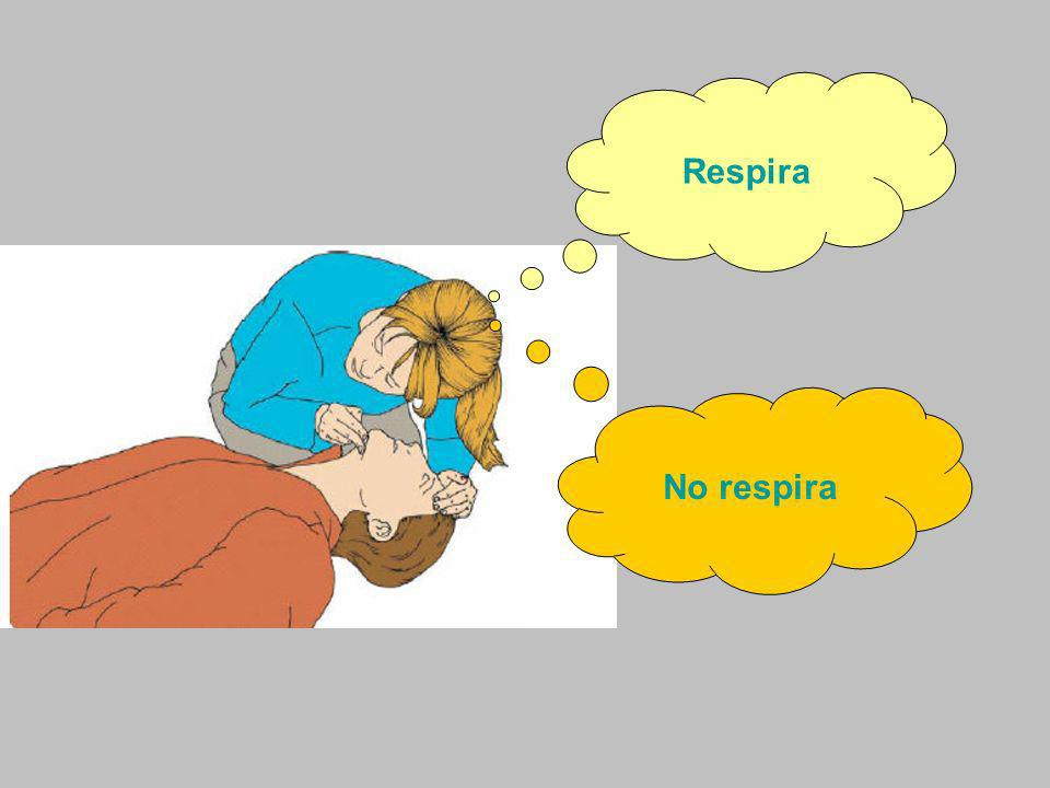 Respira No respira