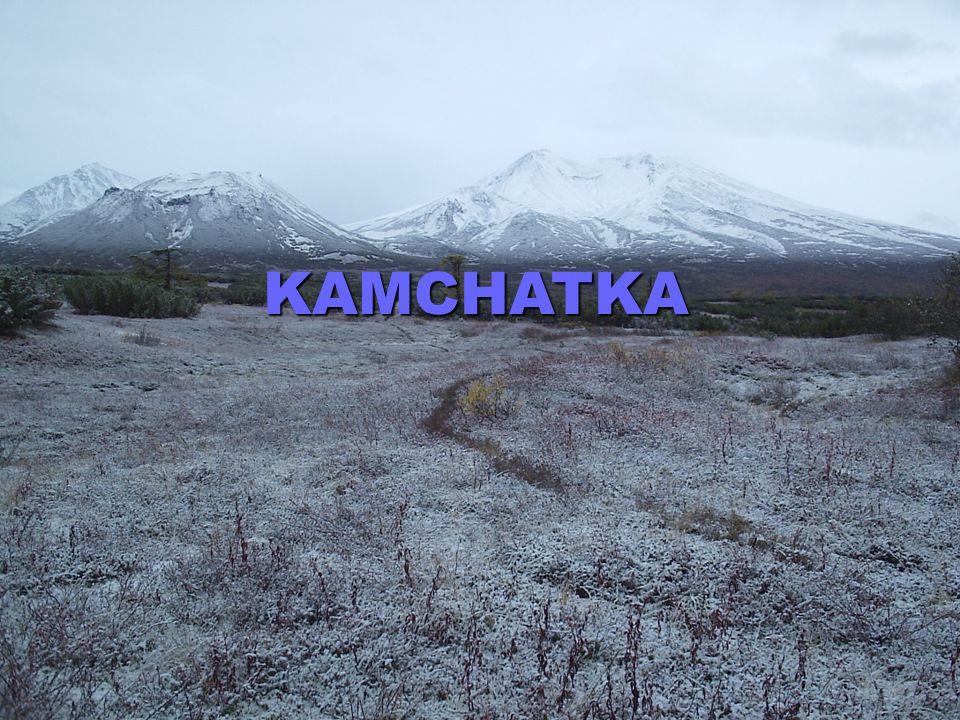 KAMCHATKA KAMCHATKA