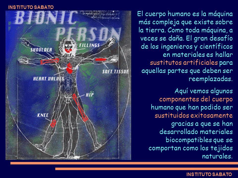 El cuerpo humano es la máquina más compleja que existe sobre la tierra