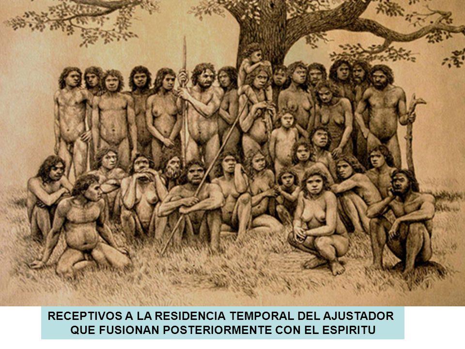 RECEPTIVOS A LA RESIDENCIA TEMPORAL DEL AJUSTADOR