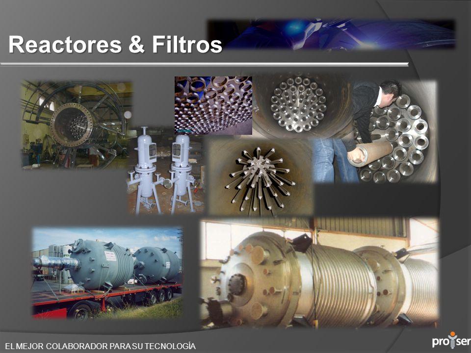 Reactores & Filtros