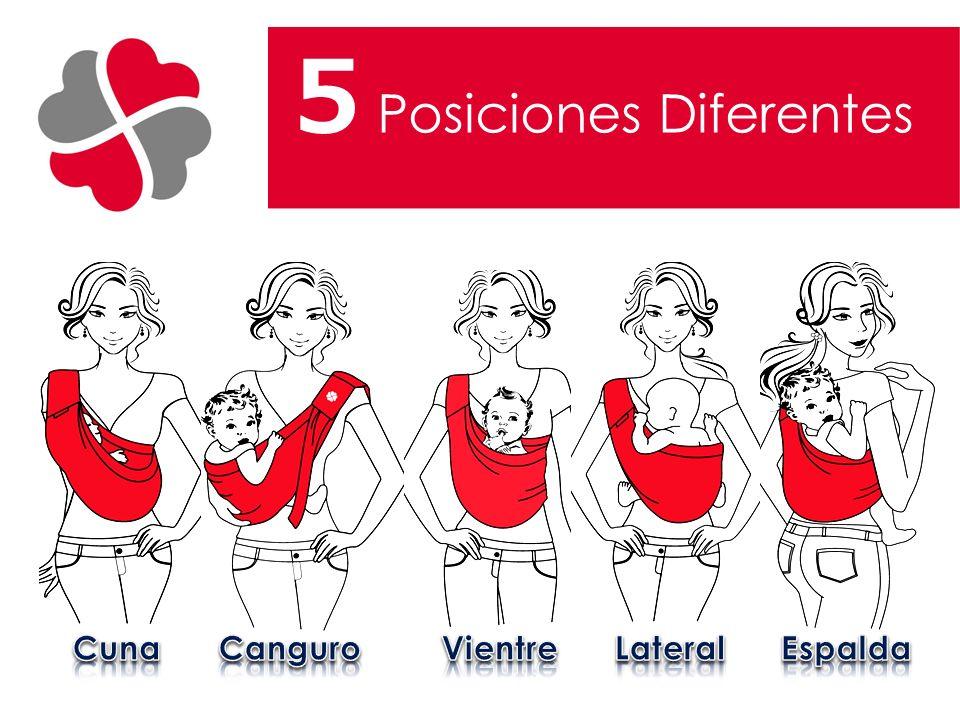 5 Posiciones Diferentes
