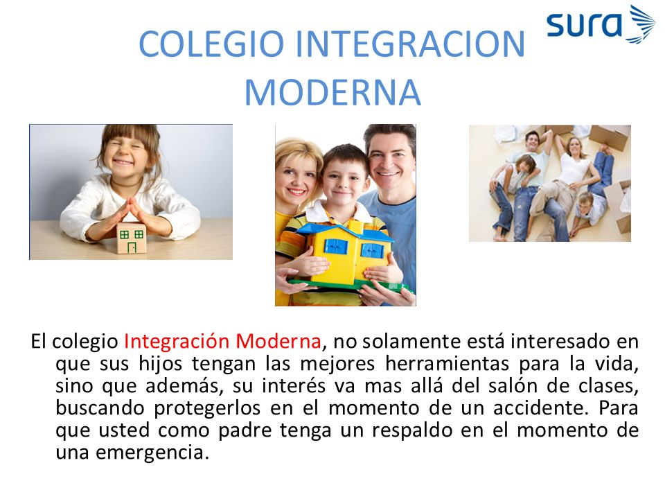 COLEGIO INTEGRACION MODERNA