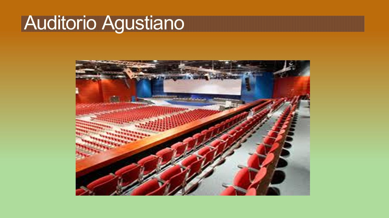 Auditorio Agustiano