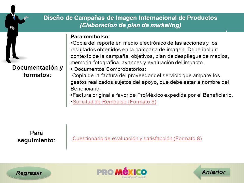 Diseño de Campañas de Imagen Internacional de Productos