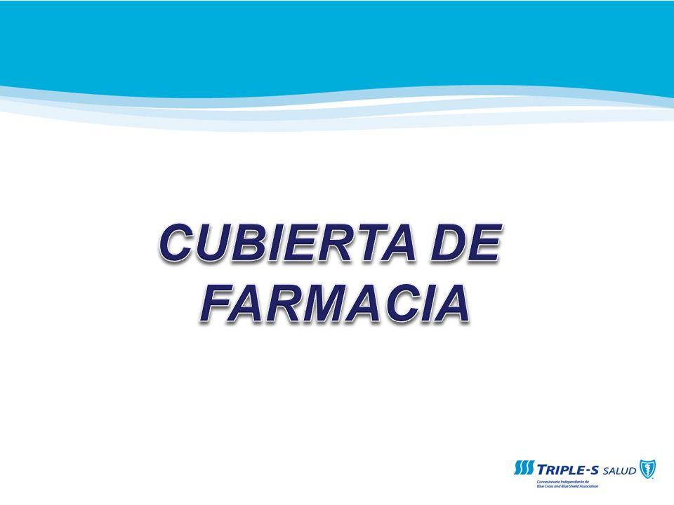 CUBIERTA DE FARMACIA