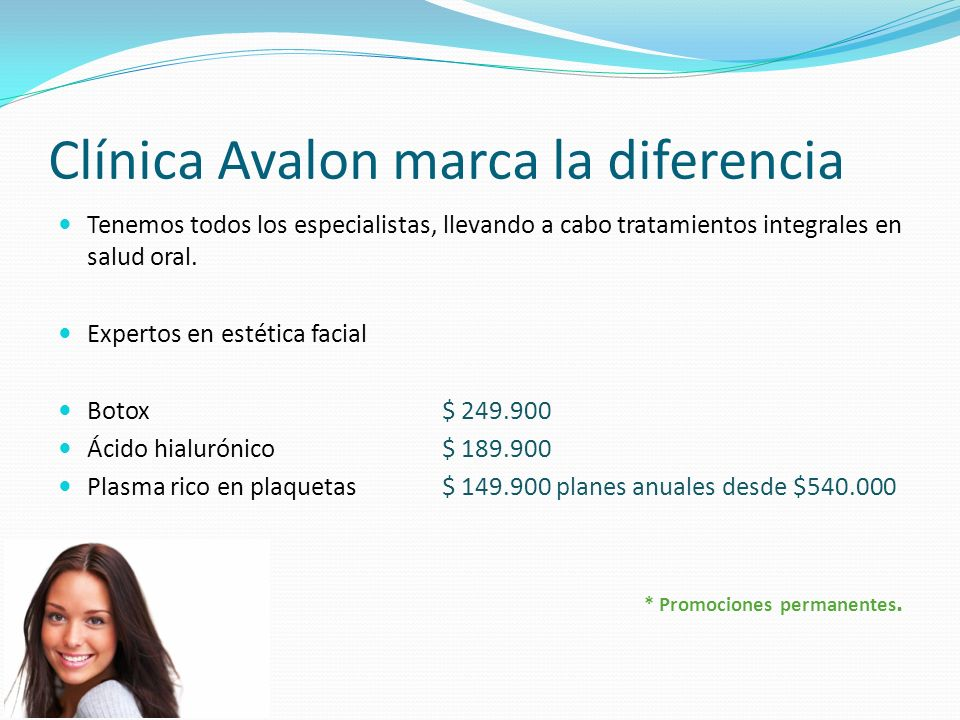 Clínica Avalon marca la diferencia