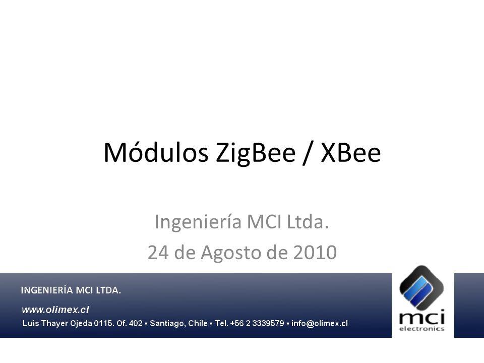Ingeniería MCI Ltda. 24 de Agosto de 2010